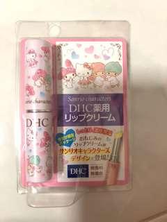 DHC Sanrio lip cream / balm