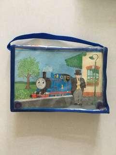 Thomas the train wooden blocks puzzle