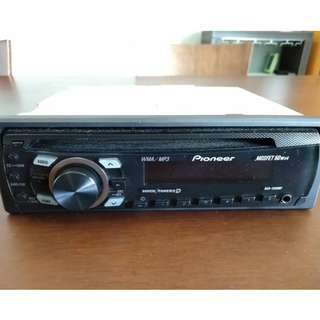 Pioneer MOSFET 50w x 4 (Car Audio System)