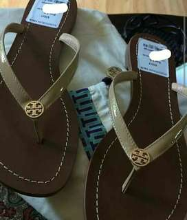 Bnew and Authentic Tory Burch Terra Thong Sandal