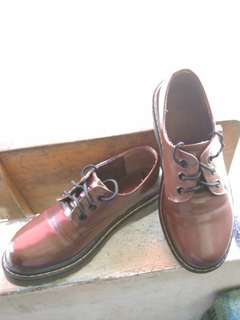 Sepatu boots wanita Merk Fladeo