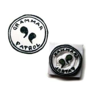 Reese Lansangan Grammar Nazi Badge