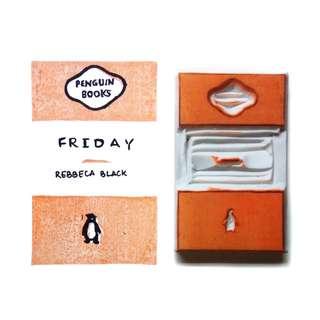 Penguin Books stamp set