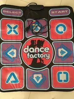 TV Dancing Mat