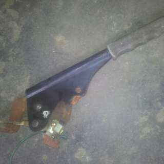 Hand brake+adjuster cable for wira n saga(iswara)
