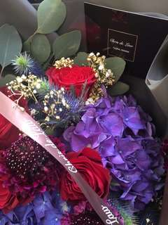 Glamour 鮮花束 花束