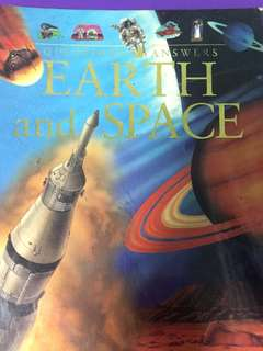 Earth and Space - Questions & Answers