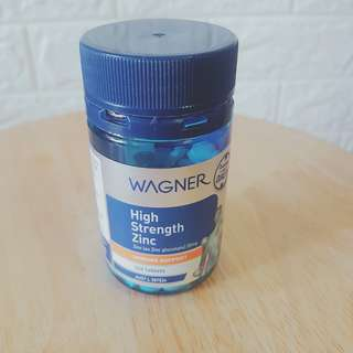 澳洲WAGNER High Strength Zinc May 2020