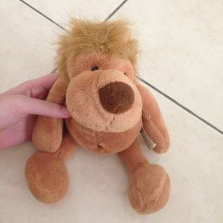 [CLEARANCE] Cute Soft Lion Stuffed Toy 🦁