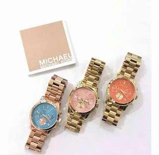 Couple mk runwaychrono watches