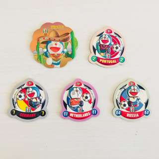 Doraemon 7 Eleven limited edition magnet