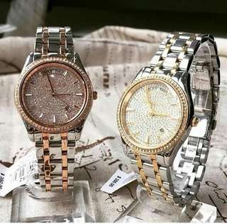 Mk watches with date
