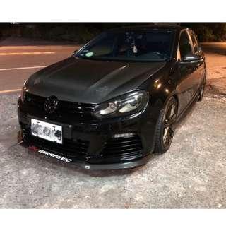 2011年 福斯 GTI 2.0T 黑色 全車改裝品20~30萬 專營台灣優質中古車-二手車