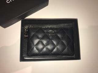 Chanel Small Black Purse