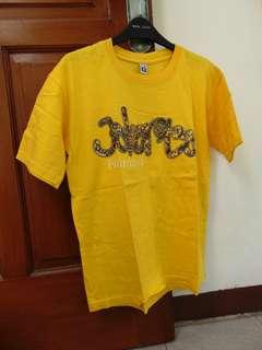 Kaos Jakarta Kuning