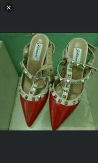 Valentino/ high heels