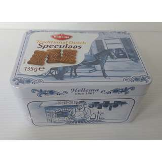 Imported Hellema Traditional Dutch Speculaas
