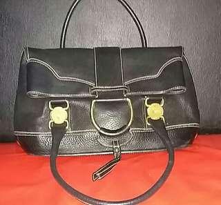 Dolce & Gabana folded hand bag, Authentic/Italian made