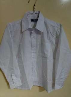 校服白色恤衫(小朋友)