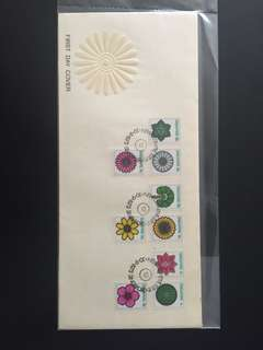 1973 New Definitive issue FDC