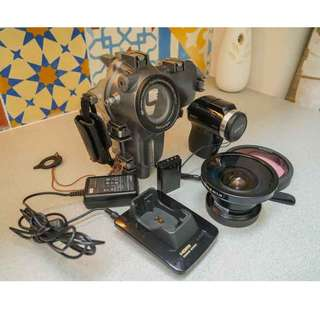 Video Camera Underwater