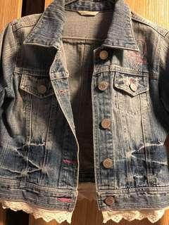 日系牛仔外套日本牛仔褸 Denim Jacket