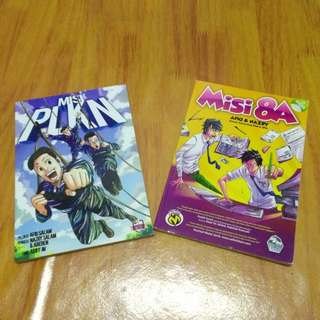 [BOTH] Misi 8A & Misi PLKN