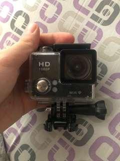 HD Underwater Camera