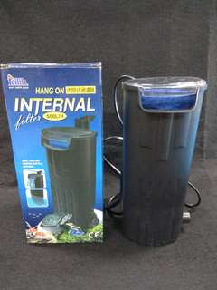 🚚 內掛式過濾器 低水位過濾器 烏龜過濾器 500L