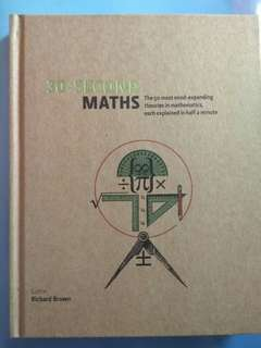 30-second Maths - ed. Richard Brown
