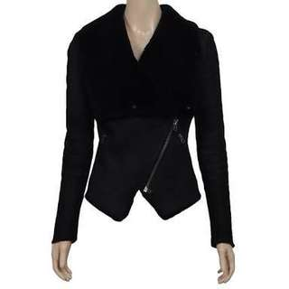 Scanlan Theodore shearling jacket sold out item!!