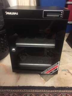Samurai Drybox for camera