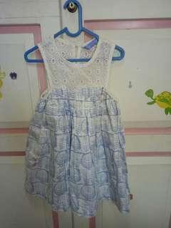 Gingersnaps Light blue dress