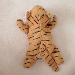 [CLEARANCE] Cute Tiny Bean Tiger Soft Toy 🐯