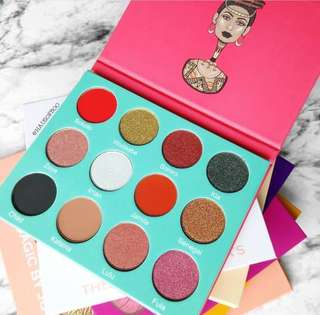 [PO✨] Juvias Place The Sahara Palette Preorder Po Spree (Take 1week To Arrive)