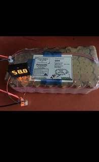 52v20Ah Lithium 2Year Warranty