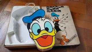 Donald duck radio 70s