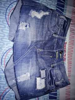Celana rok superdry co jpn