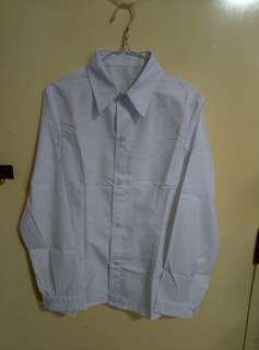 白色恤衫(校服或上班專用)