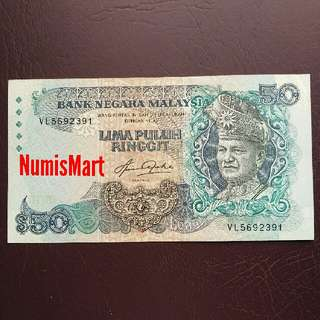 RM50-5th.Series Aziz Taha VL5692391