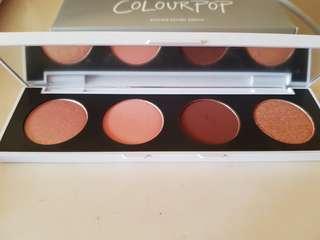 Colourpop No Biggie palette