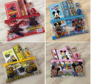Goody bag, stationary packages, party door gift for children