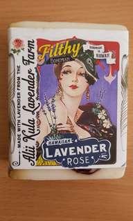 All natural Hawaiian Lavender Rose