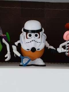 Mr potato 薯蛋頭