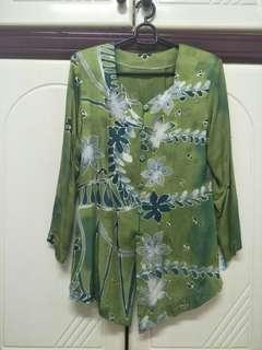 Baju Kebaya Short