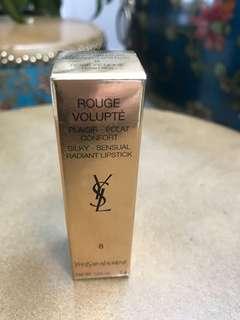 YSL Lipstick Rouge Volupte
