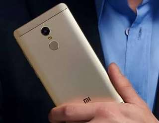 Kredit Xiaomi Redmi Note 4 Smartphone 3/32GB Black