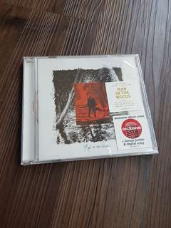 Justin Timberlake Man of The Woods CD Imported