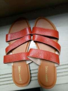 Sandal genuine leather