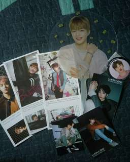 WTS WANNA ONE DANIEL FANSET